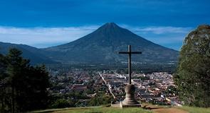 安地瓜古城