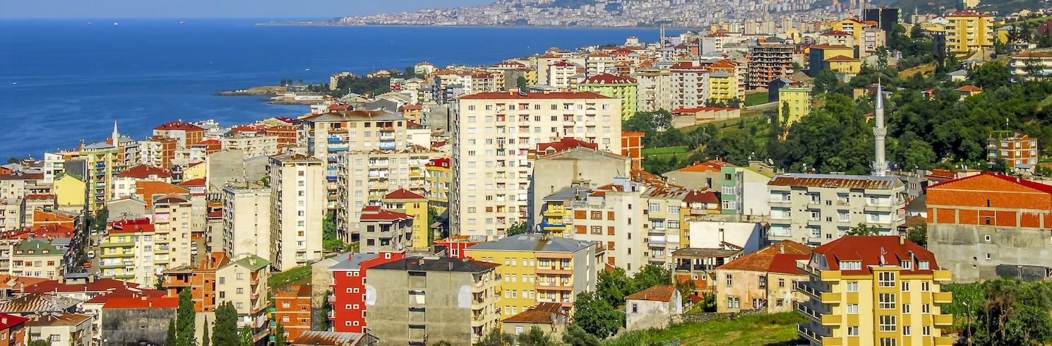 Akcaabat, טורקיה