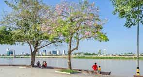 Miðborg Phnom Penh