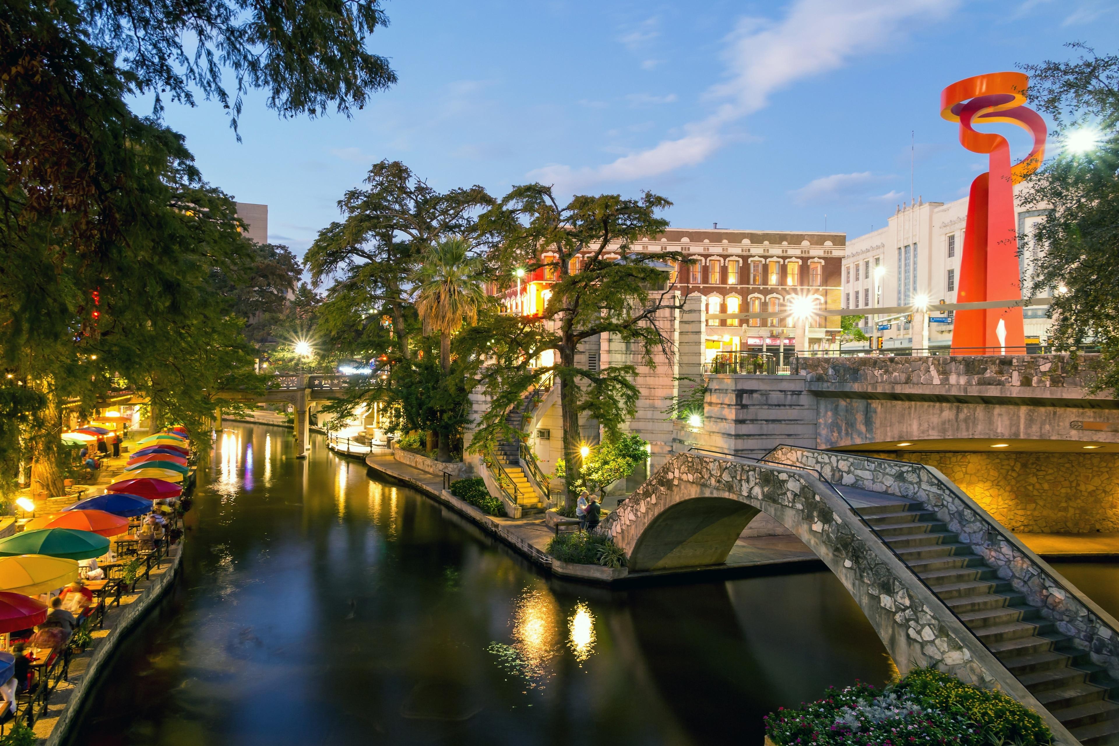River Walk, San Antonio, Texas, United States of America