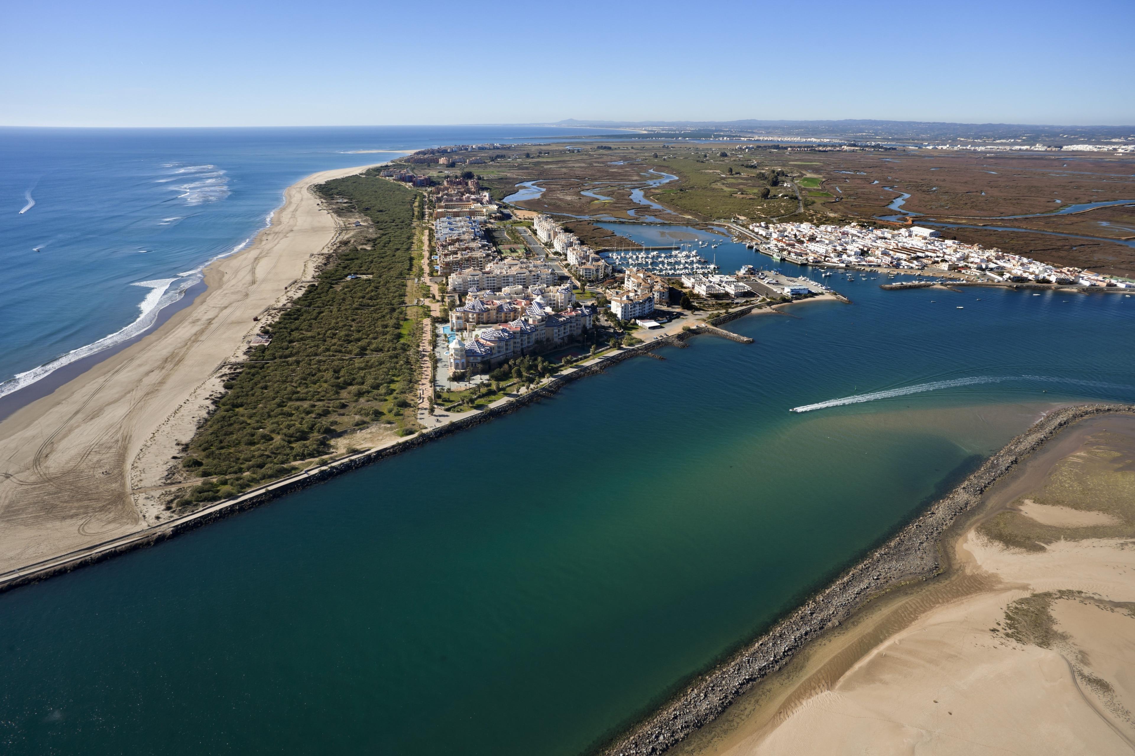 Isla Canela, Andalusia, Spain