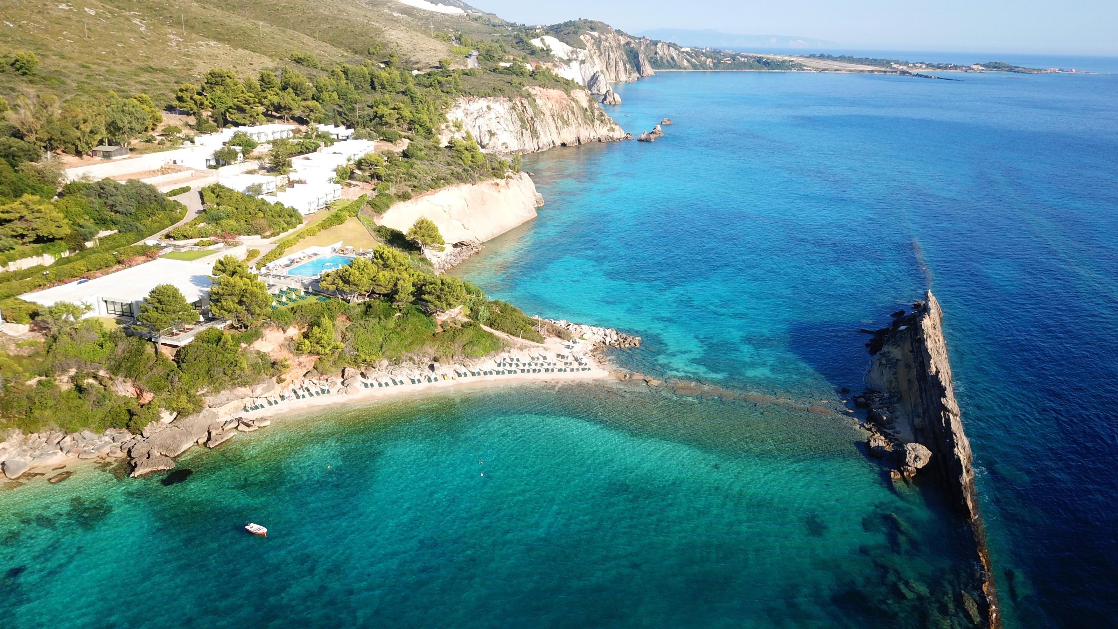 Lassi, Kefalonia, Regio van de Ionische Eilanden, Griekenland