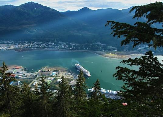 Juneau (und Umgebung), Alaska, USA