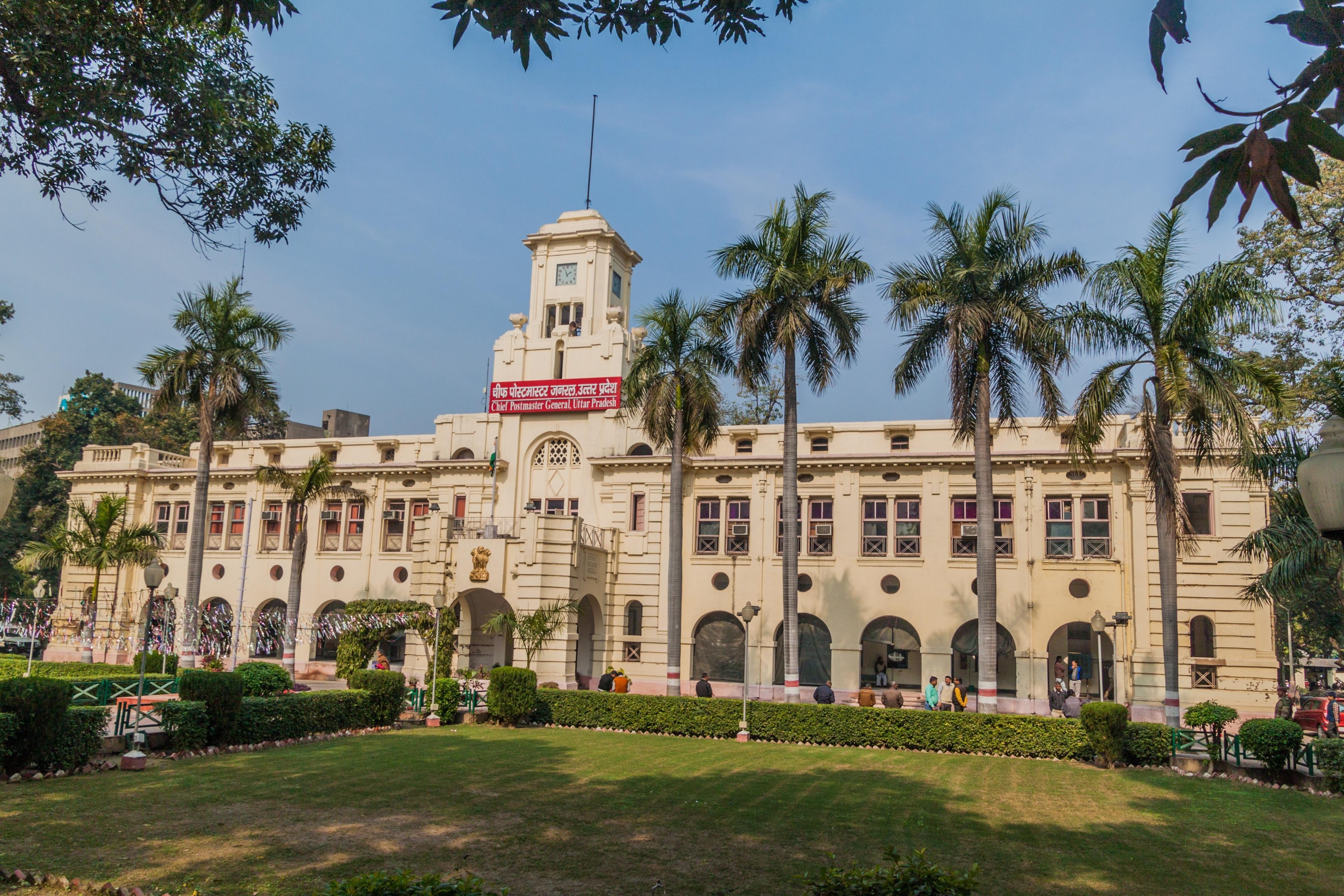 Distrikt Lucknow, Uttar Pradesh, Indien
