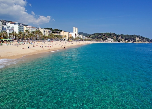 Lloret de Mar, Spanyolország