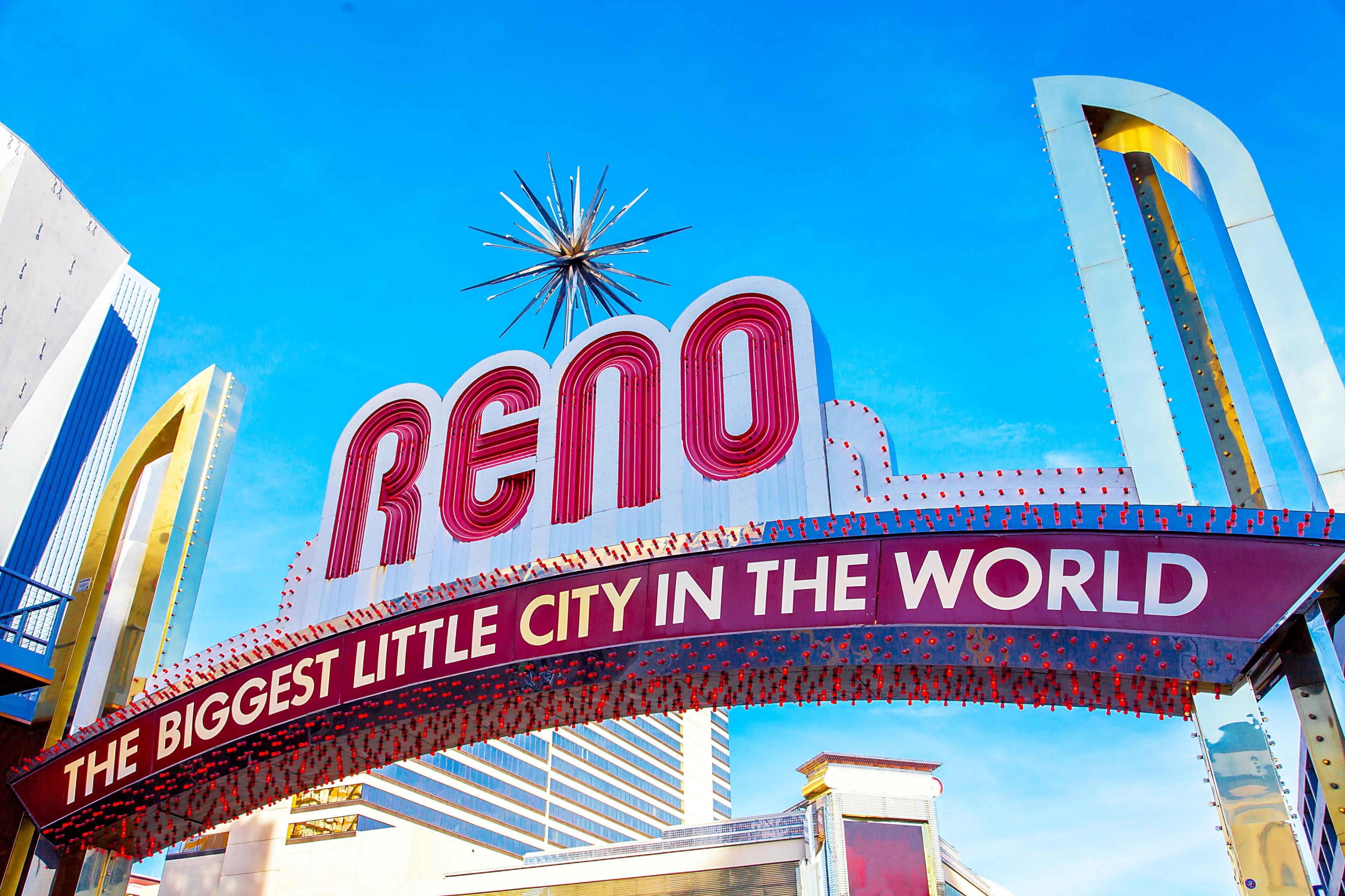 Reno-Sparks Convention Center, Reno, Nevada, United States of America
