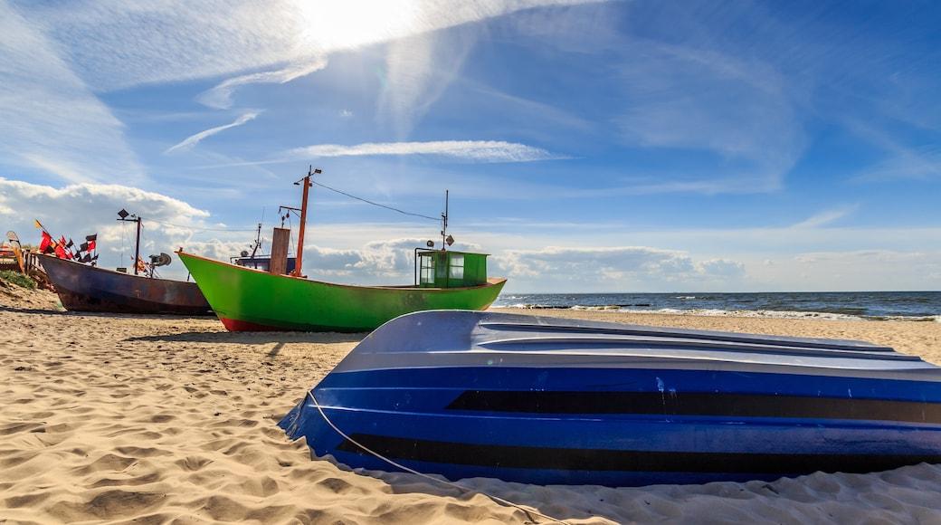 Puolan Itämeren rannikko