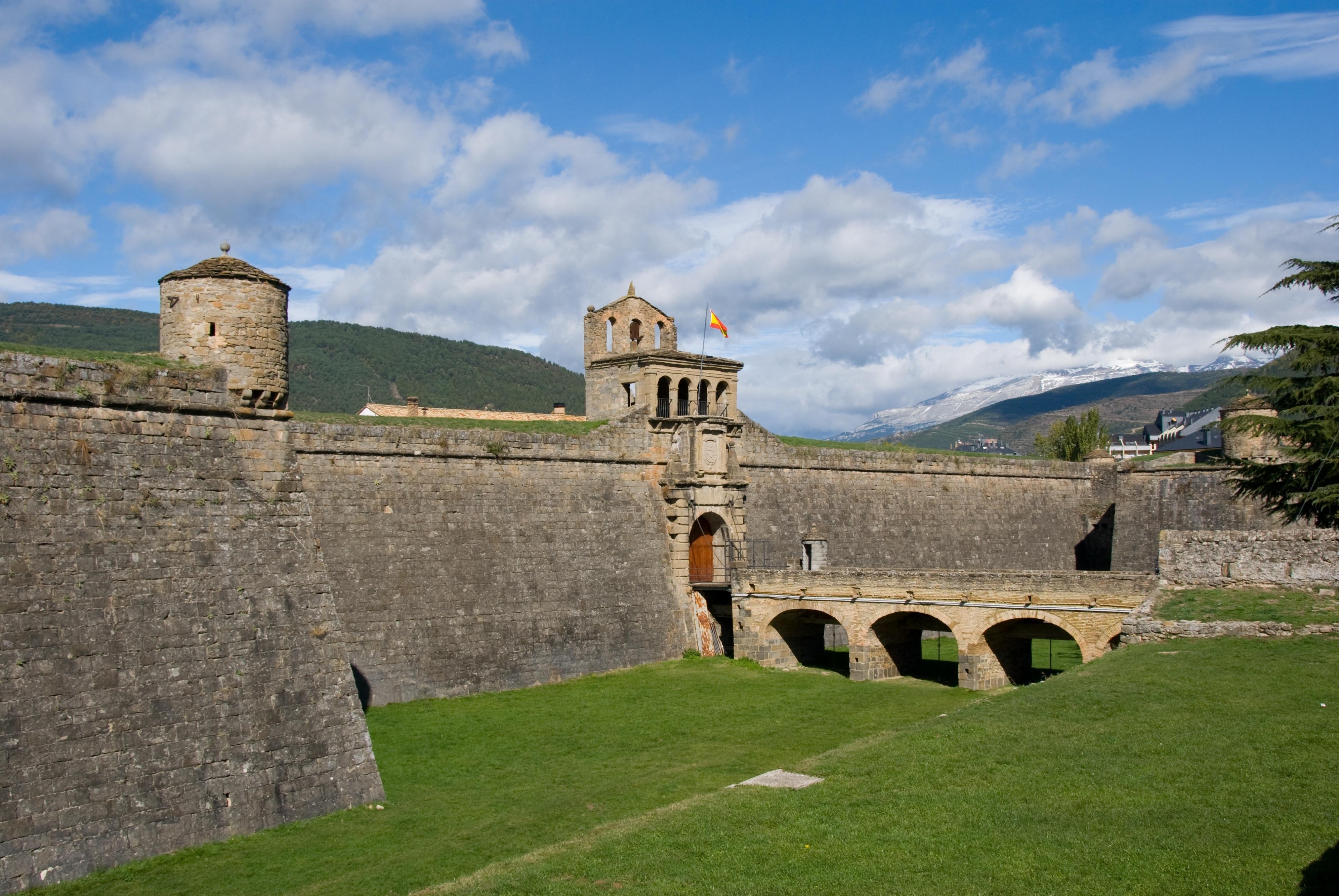 La Jacetania, Aragon, Spain