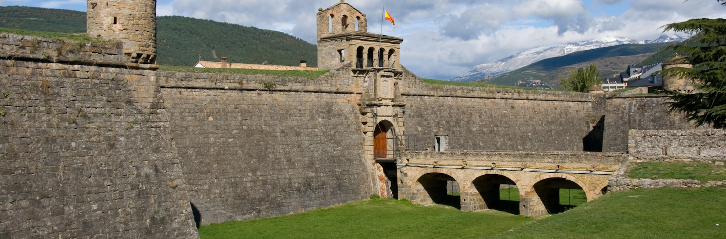 Jaca, İspanya
