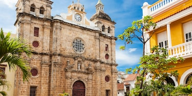 Cartagena Walled City, Cartagena, Bolivar, Colombia
