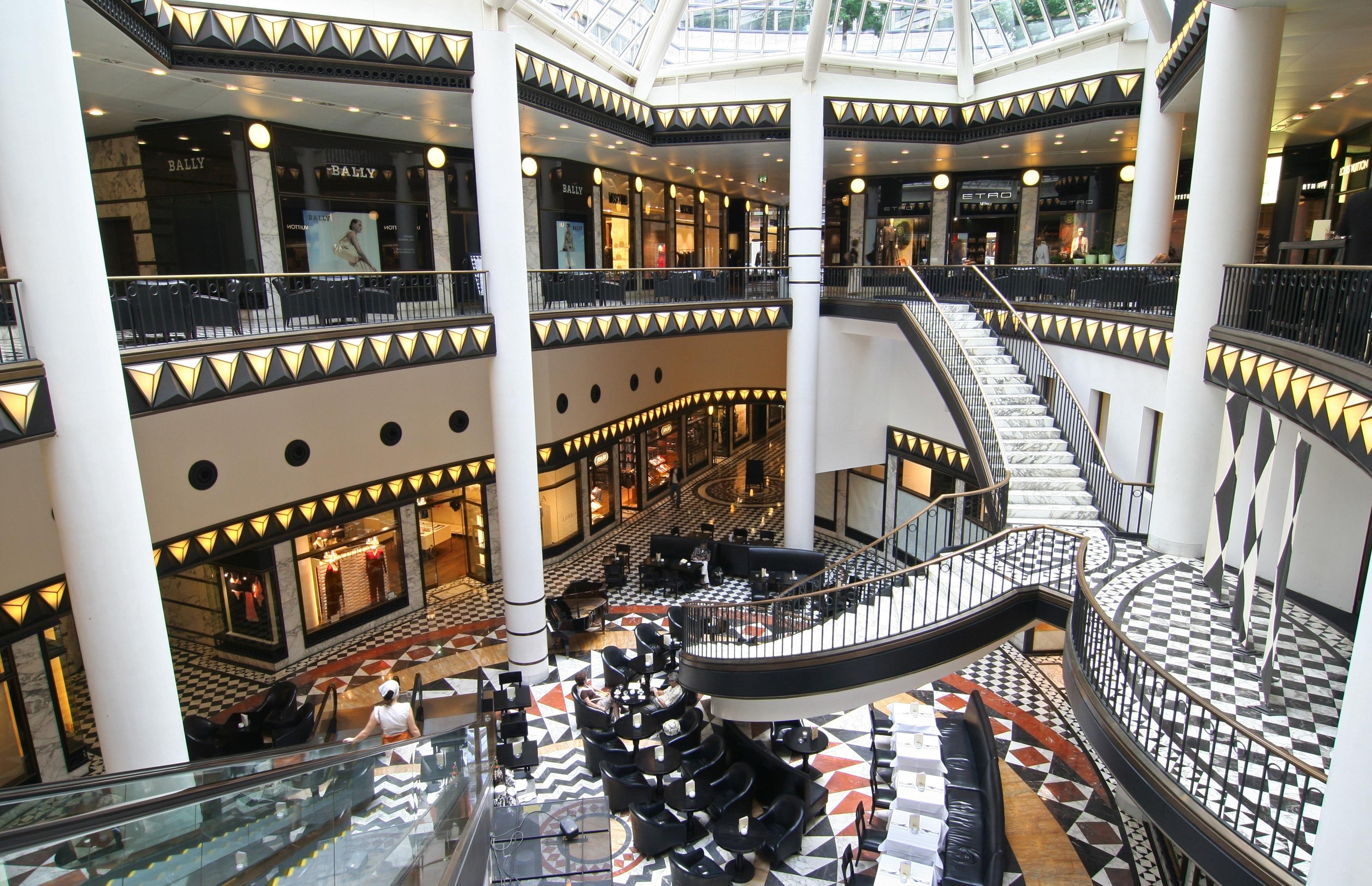Galeries Lafayette, Berlin, Deutschland