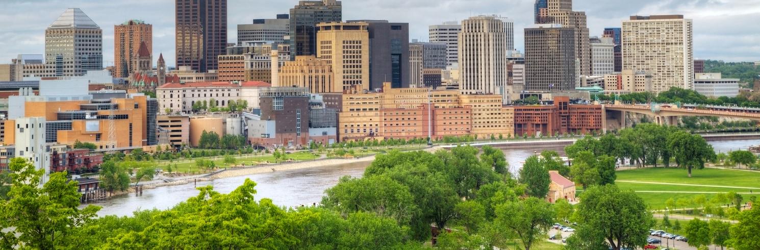 Saint-Paul, Minnesota, États-Unis d'Amérique