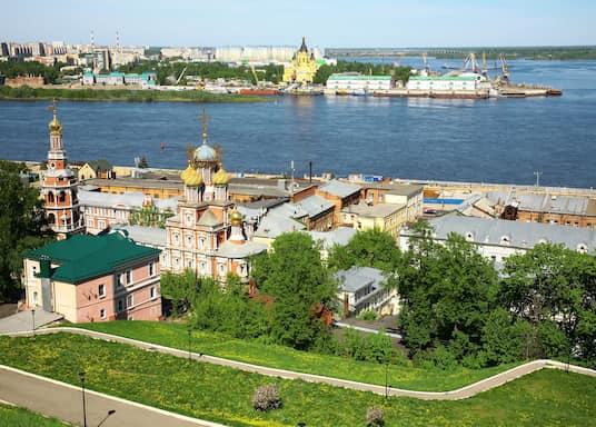 Nizhegorodskiy rayon, Ρωσία