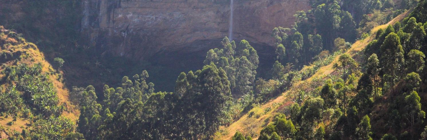 Sipi, Uganda