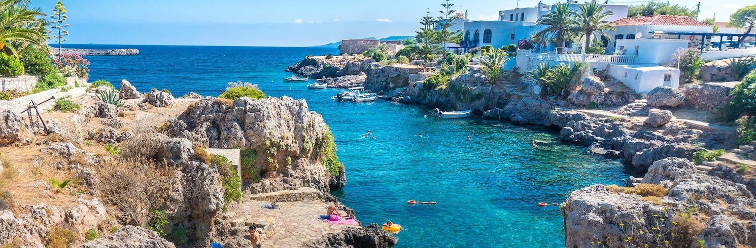基西拉島, 希臘