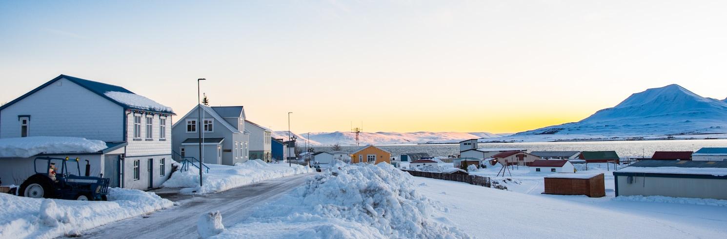 赫里斯島, 冰島