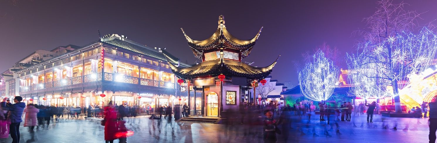 Qinhuai Qu, China
