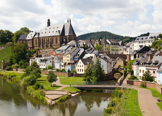 Saarburg, เยอรมนี
