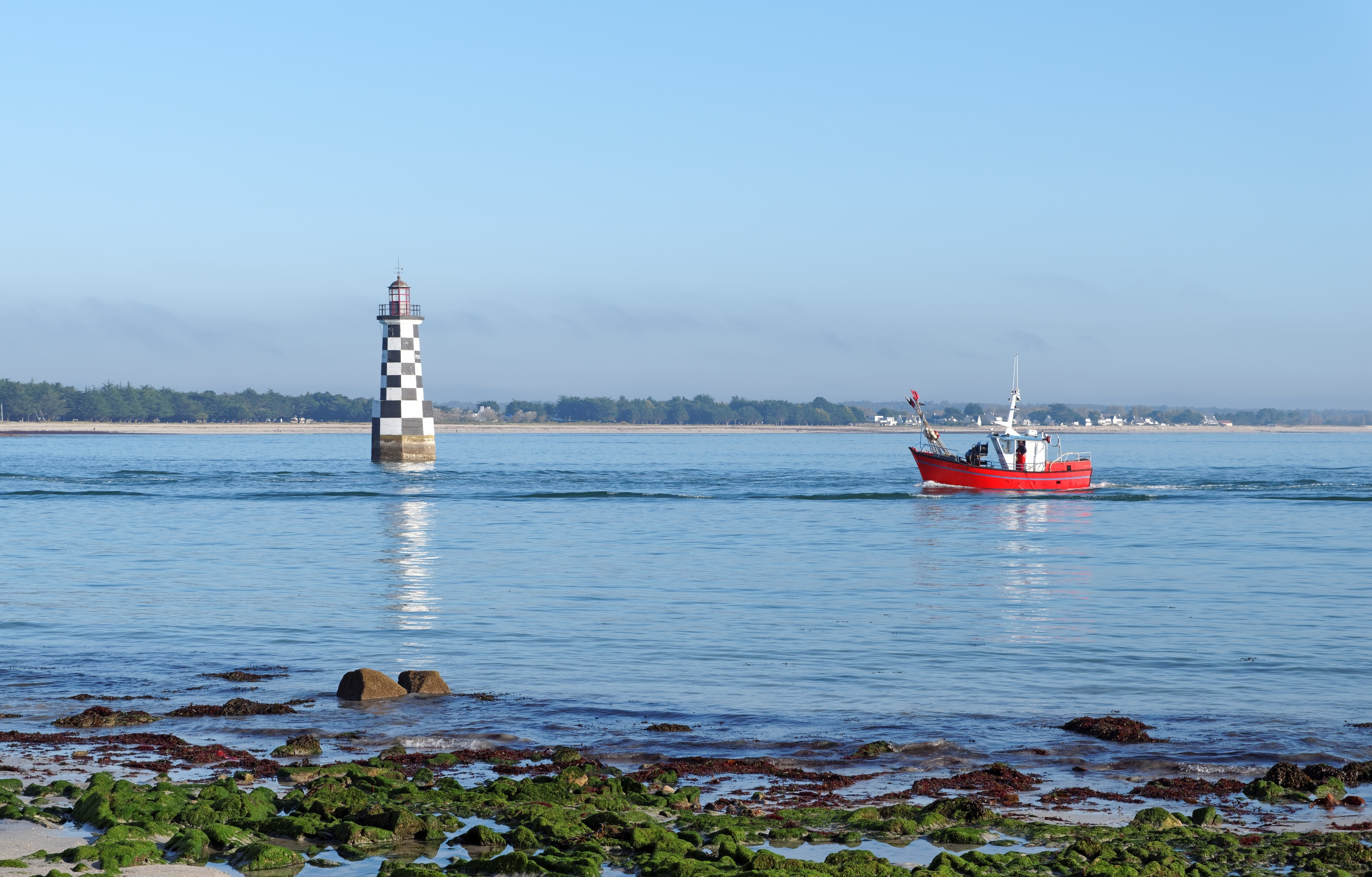 Loctudy, Finistere, France