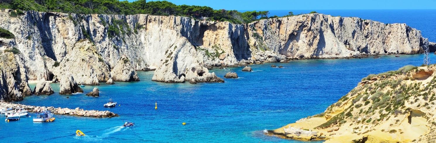 Tremiti-saaret, Italia