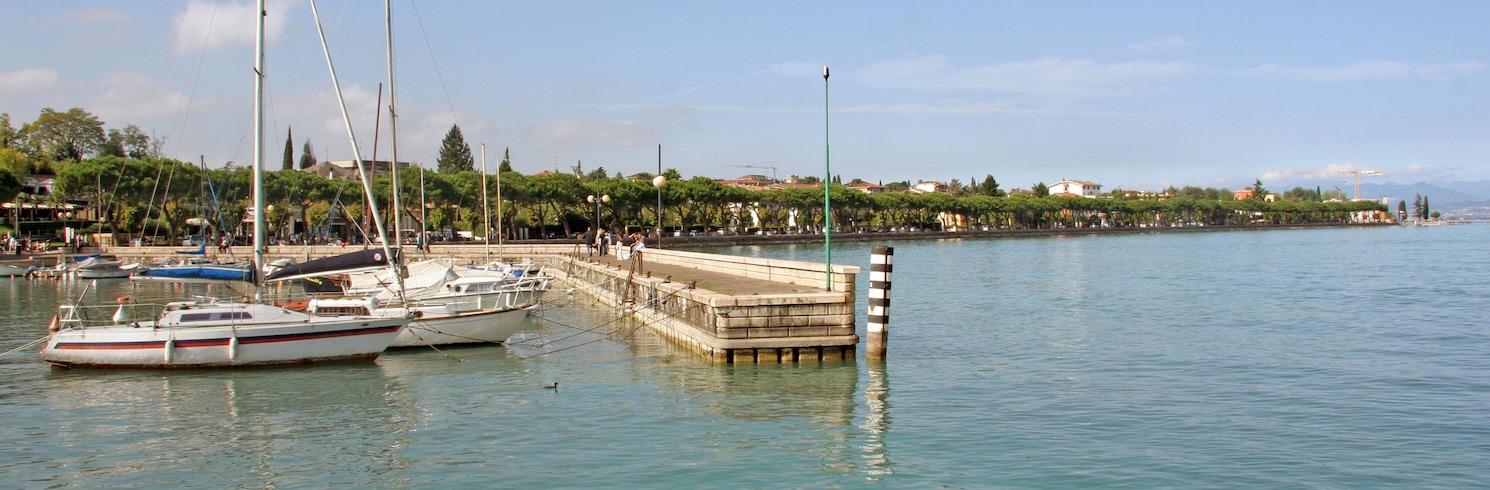 Garda järve lõunakallas, Itaalia