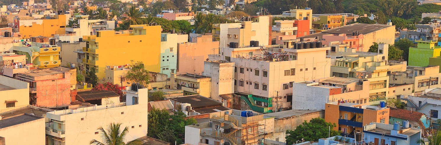 Ашок-Нагар, Индия