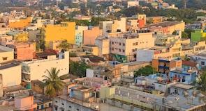 Miðbær Bangalore