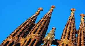 Chrám Sagrada Família