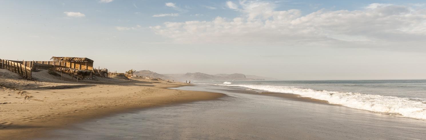 Μανκόρα (και γύρω περιοχές), Περού