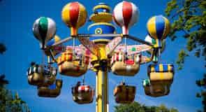 Parque de atracciones Bakken