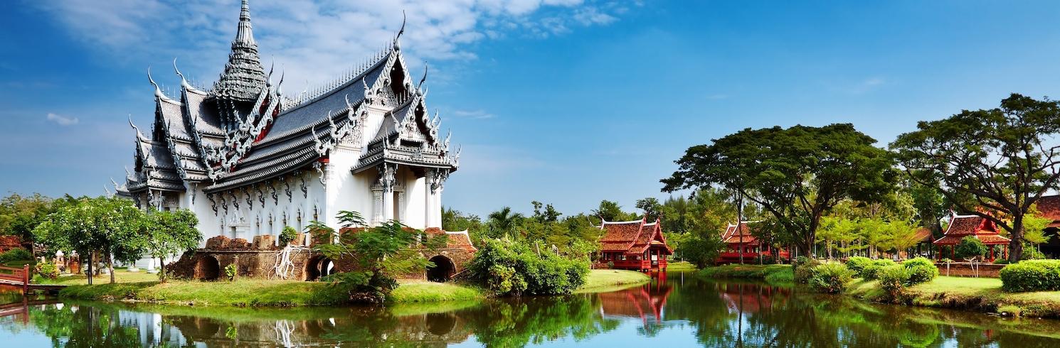 Samut Prakan Province, Samut Prakan (province), Thailand