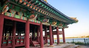 Историческая памятка Gyeongpodae