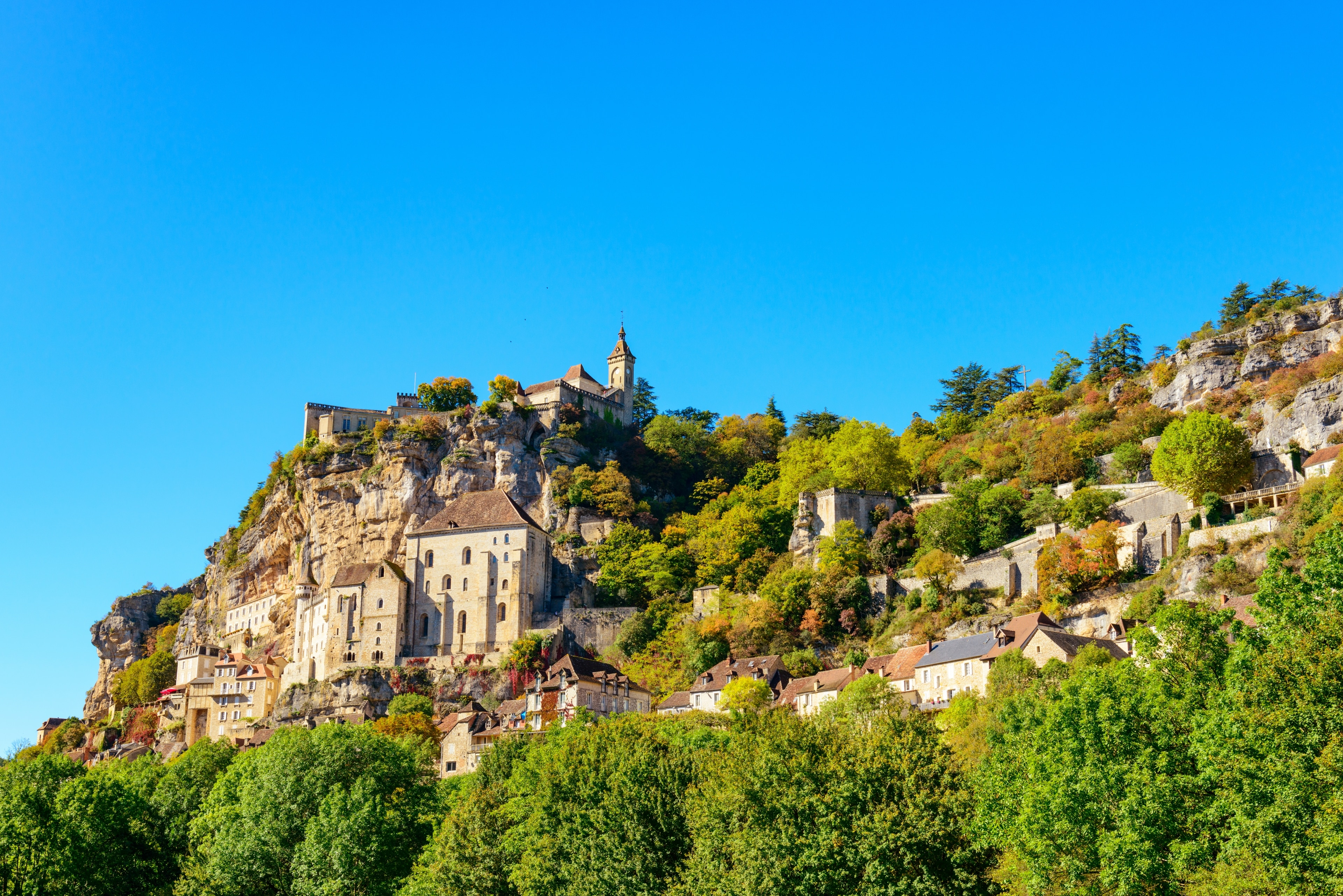 Causses du Quercy Regional Natural Park, Lot, France