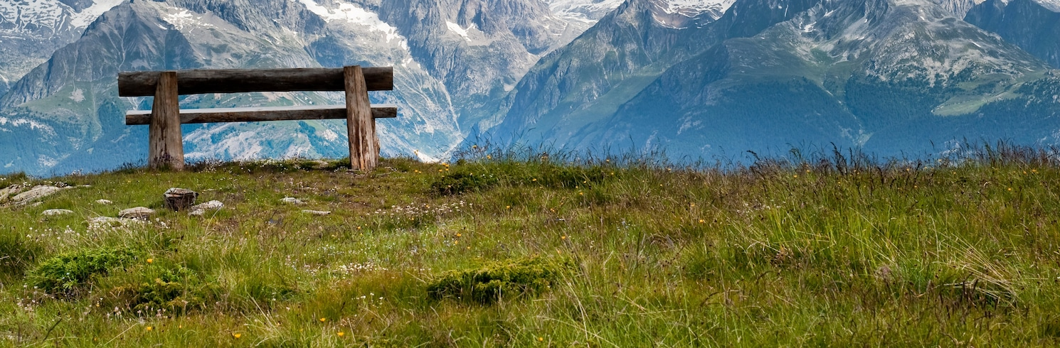 Okrug Visp, Švicarska