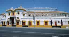 Býčí aréna Plaza de Toros de la Real Maestranza