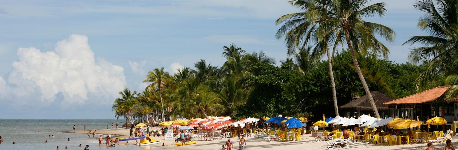 Santa Cruz Cabrália, Brazylia