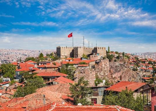 Ankara, Turecko