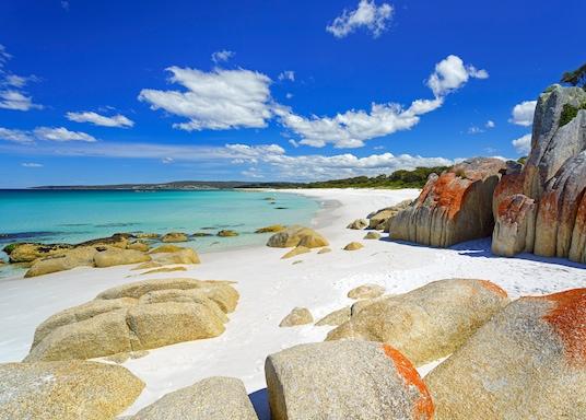 Nordøsttasmanien, Tasmanien, Australien