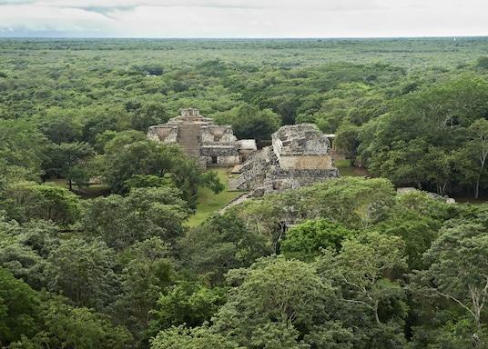 Péninsule du Yucatán, Mexique