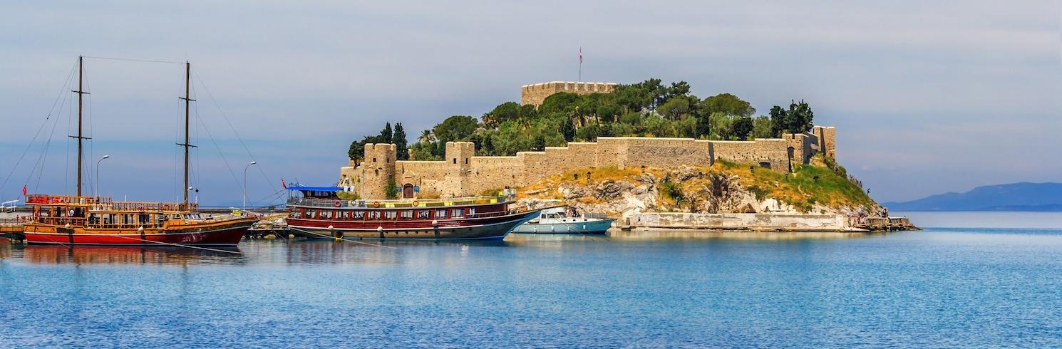 庫沙達西, 土耳其