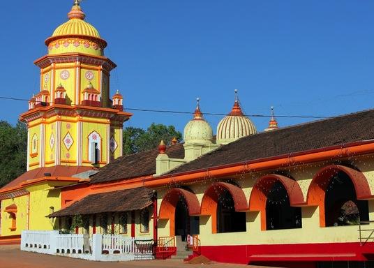 Arpora, Ấn Độ