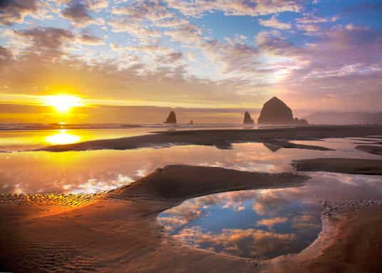 Cannon Beach, Oregón, Estados Unidos