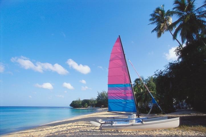 Paynes Bay Beach (Strand), Paynes Bay, St. James, Barbados