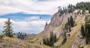 Горнолыжный курорт Jackson Hole Mountain