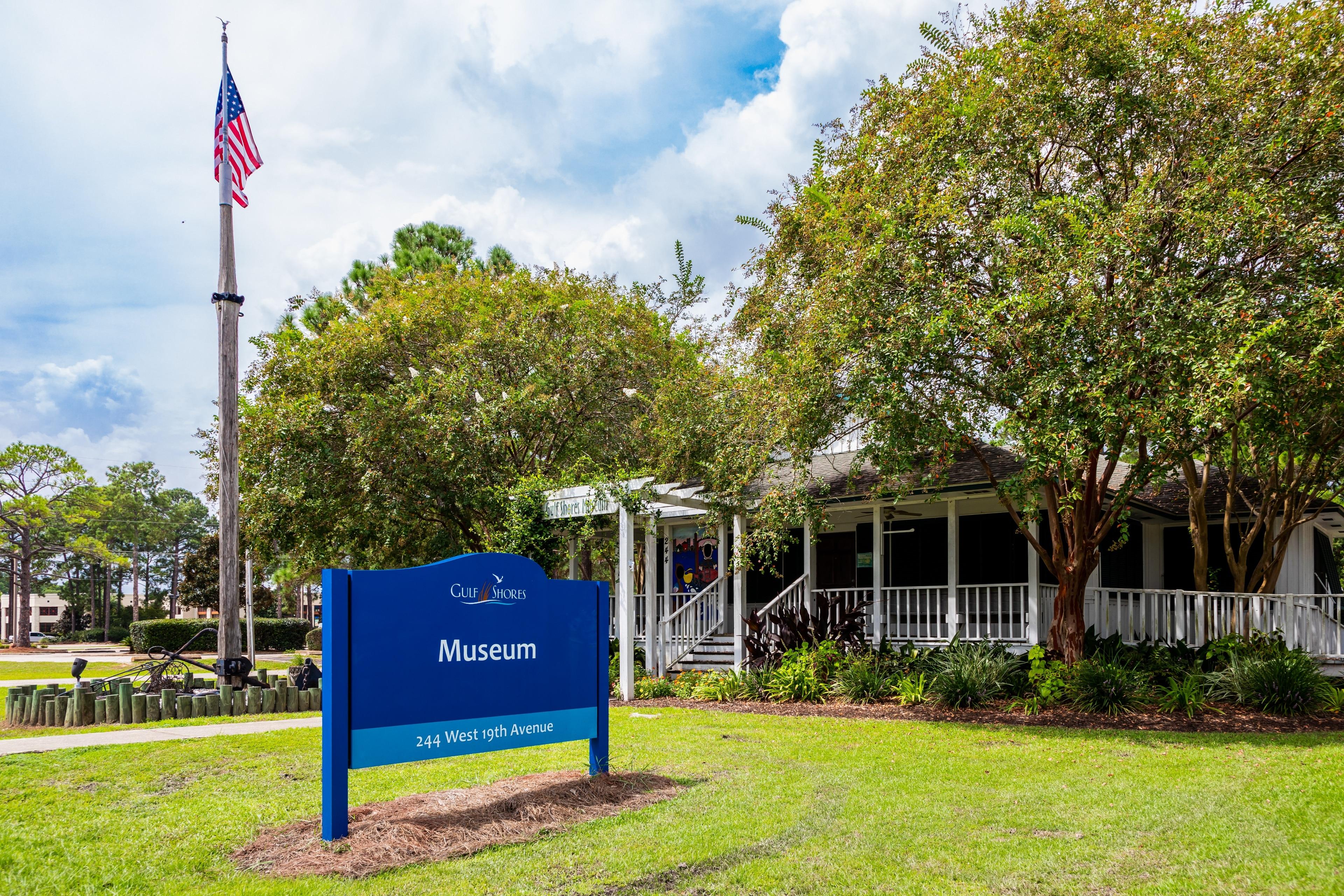 Gulf Shores Museum, Gulf Shores, Alabama, USA