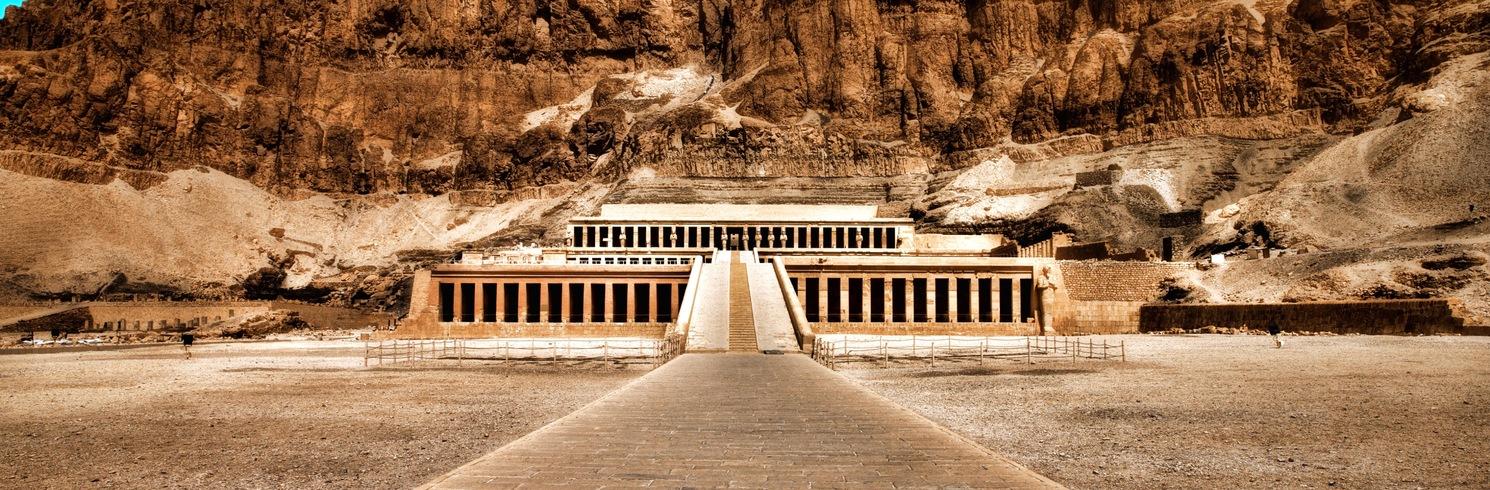 Gobernación de Luxor, Egipto