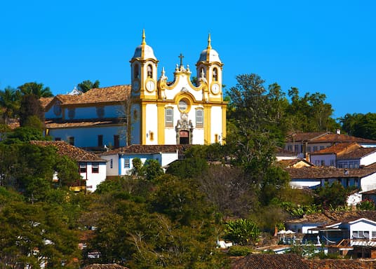 טיראדנטס, ברזיל