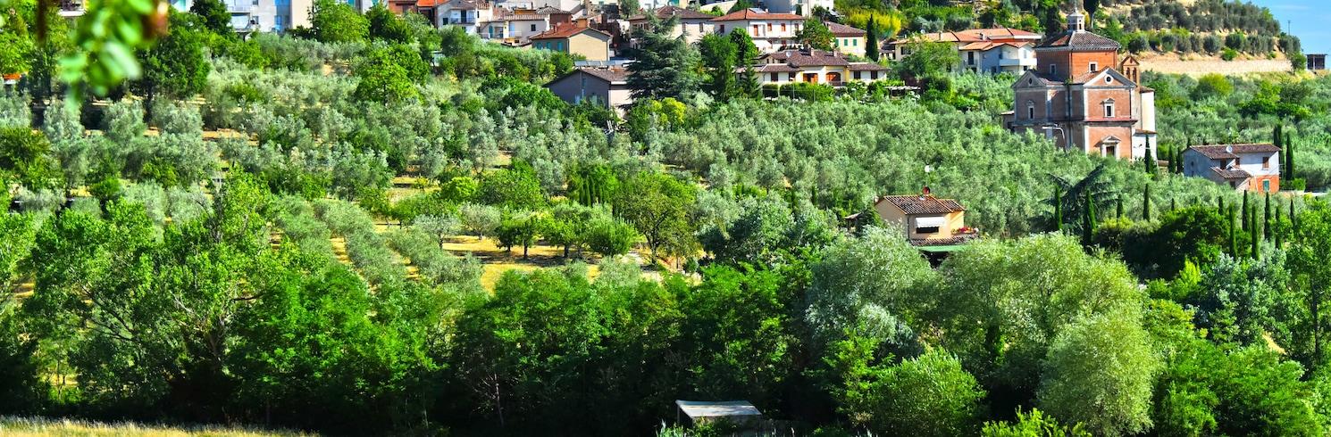 Chianciano Terme, İtalya
