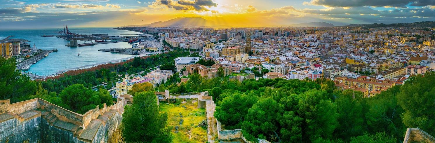 Málaga, Espanha