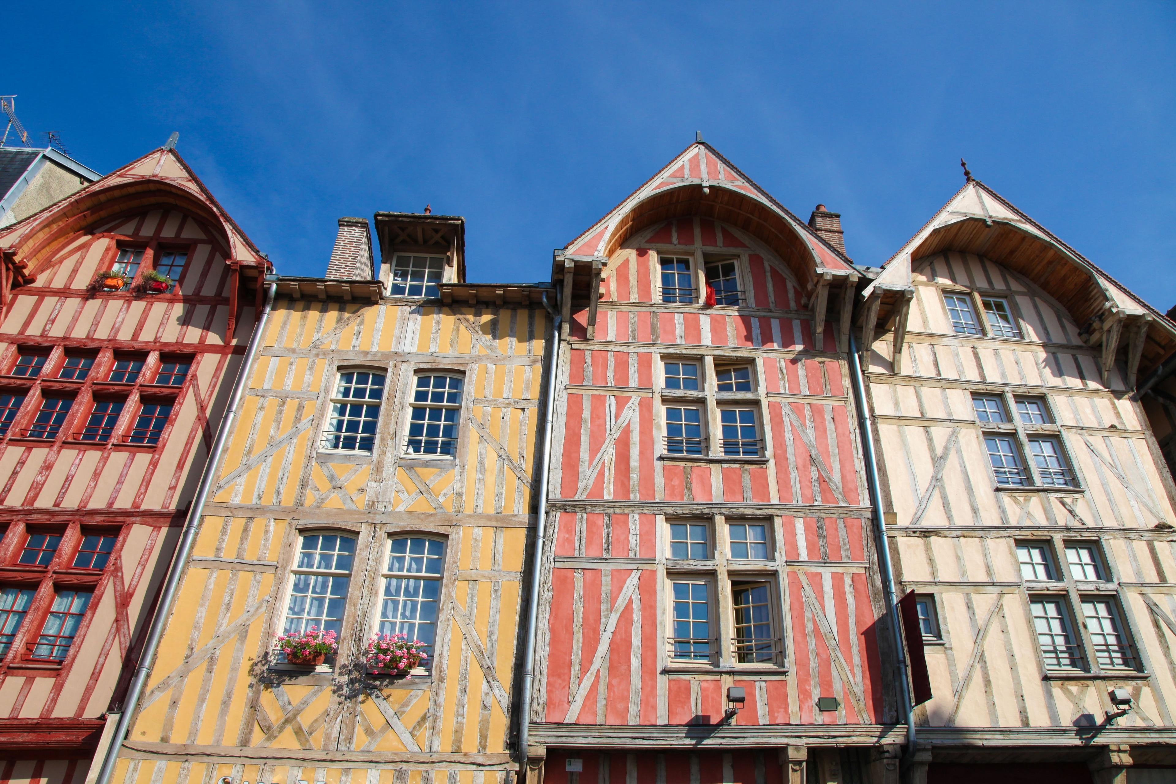 Troyes, Département Aube, Frankreich
